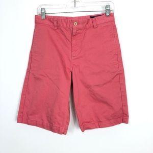Vineyard Vines Club Shorts Boy's 16 Pink